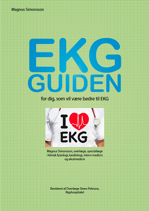EKG Guiden, dansk udgave