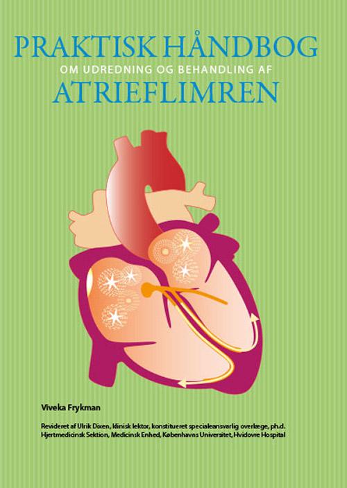 Atrieflimren, dansk udgave